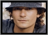 Orlando Bloom, kapelusz